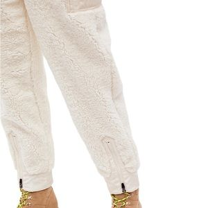 Free People Pants & Jumpsuits - Free People Movement BFF Solid Fleece Pant size M